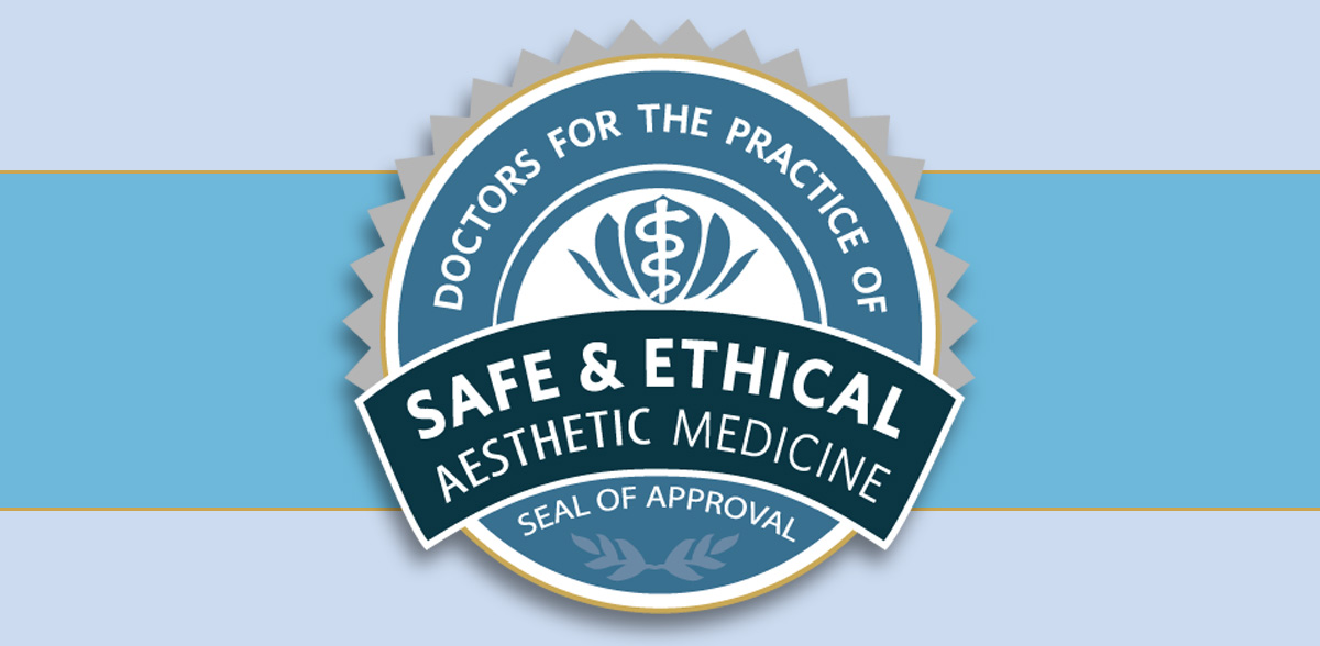 Safe & Ethical Doctors Seal fo Approval